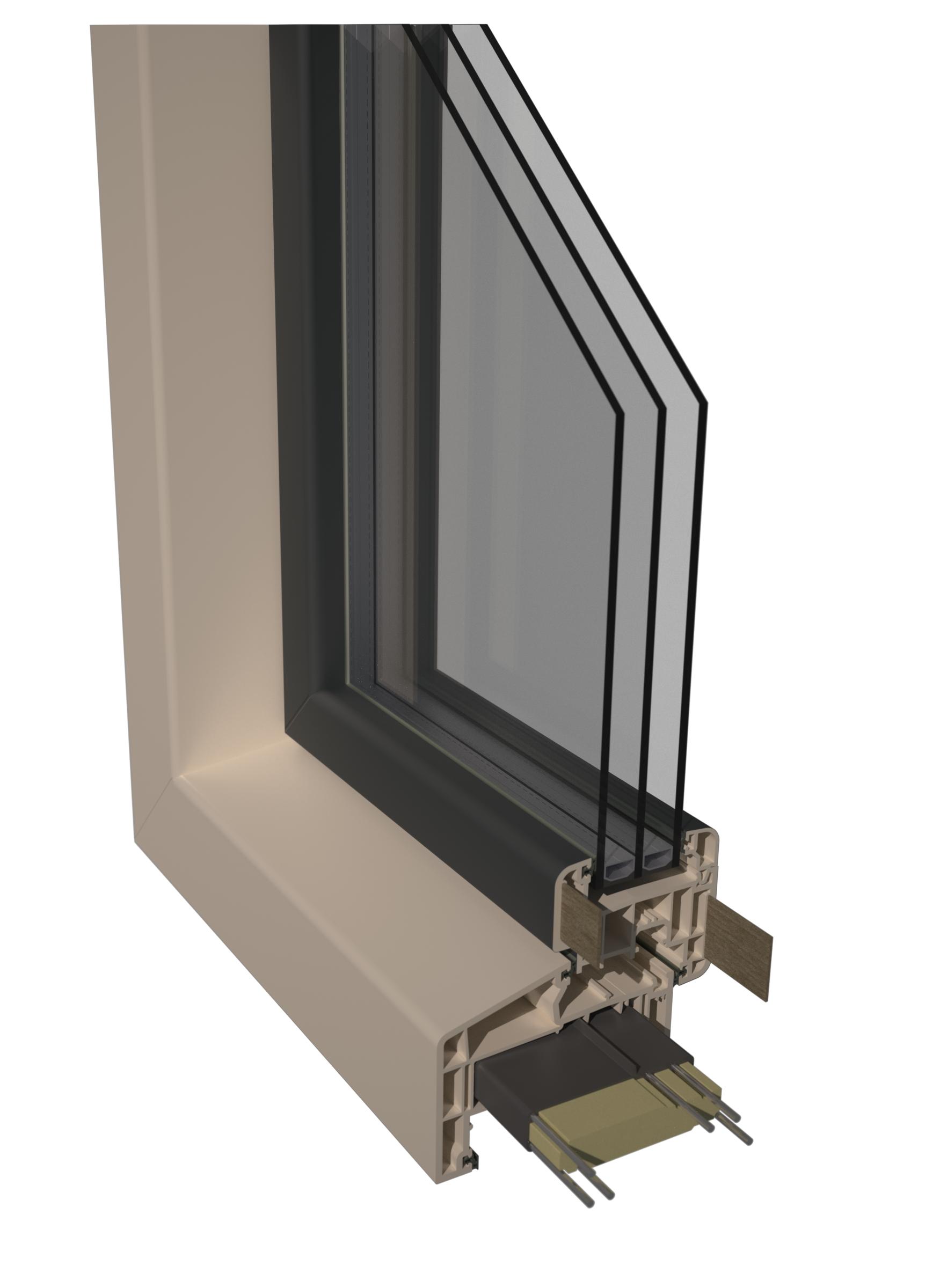 blokkozijn , hl kozijn, holland kozijn, holland profiel, blok ramen, pvc kozijn, blok renovatie profiel, kunststof kozijn